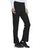 Photograph of Dickies Every Day EDS Essentials Natural Rise Tapered Leg Pull-On Pant in Black