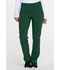 Photograph of Dickies Every Day EDS Essentials Natural Rise Tapered Leg Pull-On Pant in Hunter Green