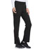 Photograph of Dickies EDS Essentials Natural Rise Tapered Leg Pull-On Pant in Black