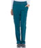 Photograph of Dickies EDS Essentials Natural Rise Tapered Leg Pull-On Pant in Caribbean Blue