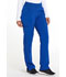 Photograph of Dickies Every Day EDS Essentials Natural Rise Tapered Leg Pull-On Pant in Galaxy Blue