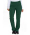 Photograph of Every Day EDS Essentials Women Natural Rise Tapered Leg Pull-On Pant Green DK005-HNPS