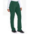 Photograph of Every Day EDS Essentials Women's Natural Rise Tapered Leg Pull-On Pant Green DK005-HNPS