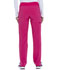Photograph of Dickies Every Day EDS Essentials Natural Rise Tapered Leg Pull-On Pant in Hot Pink