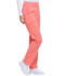 Photograph of Every Day EDS Essentials Women's Natural Rise Tapered Leg Pull-On Pant Red DK005-RACO
