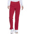 Photograph of Dickies Every Day EDS Essentials Natural Rise Tapered Leg Pull-On Pant in Red