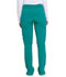 Photograph of Dickies Every Day EDS Essentials Natural Rise Tapered Leg Pull-On Pant in Teal Blue