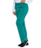Photograph of Dickies EDS Essentials Natural Rise Tapered Leg Pull-On Pant in Teal Blue