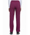 Photograph of Dickies Every Day EDS Essentials Natural Rise Tapered Leg Pull-On Pant in Wine