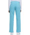 Photograph of Dickies Every Day EDS Essentials Mid Rise Straight Leg Drawstring Pant in Turquoise