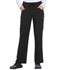 Photograph of Every Day EDS Essentials Women's Mid Rise Straight Leg Drawstring Pant Black DK010-BAPS