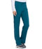 Photograph of EDS Essentials Women's Mid Rise Straight Leg Drawstring Pant Blue DK010-CAPS