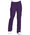 Photograph of Dickies Every Day EDS Essentials Mid Rise Straight Leg Drawstring Pant in Eggplant