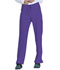 Photograph of Dickies Every Day EDS Essentials Mid Rise Straight Leg Drawstring Pant in Grape