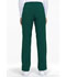 Photograph of Every Day EDS Essentials Women's Mid Rise Straight Leg Drawstring Pant Green DK010-HNPS