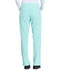 Photograph of Dickies Every Day EDS Essentials Mid Rise Straight Leg Drawstring Pant in Mint Chip