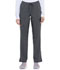 Photograph of Dickies EDS Essentials Mid Rise Straight Leg Drawstring Pant in Pewter