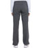 Photograph of Every Day EDS Essentials Women Mid Rise Straight Leg Drawstring Pant Gray DK010-PWPS