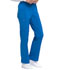 Photograph of Every Day EDS Essentials Women's Mid Rise Straight Leg Drawstring Pant Blue DK010-RYPS