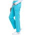 Photograph of Dickies EDS Essentials Mid Rise Straight Leg Drawstring Pant in Turquoise