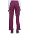 Photograph of Dickies Every Day EDS Essentials Mid Rise Straight Leg Drawstring Pant in Wine