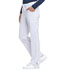 Photograph of Dickies Every Day EDS Essentials Mid Rise Straight Leg Drawstring Pant in White