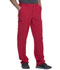 Photograph of Every Day EDS Essentials Men Men's Natural Rise Drawstring Pant Red DK015-RED