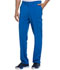 Photograph of EDS Essentials Men's Men's Natural Rise Drawstring Pant Blue DK015-RYPS
