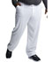 Photograph of EDS Essentials Men's Men's Natural Rise Drawstring Pant White DK015-WTPS