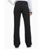 Photograph of Dickies Xtreme Stretch Mid Rise Rib Knit Waistband Pant in Black