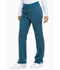 Photograph of Dickies Xtreme Stretch Mid Rise Rib Knit Waistband Pant in Caribbean