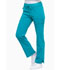 Photograph of Xtreme Stretch Women's Mid Rise Rib Knit Waistband Pant Green DK020-DTLZ
