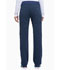 Photograph of Dickies Xtreme Stretch Mid Rise Rib Knit Waistband Pant in D-Navy