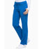 Photograph of Xtreme Stretch Women's Mid Rise Rib Knit Waistband Pant Blue DK020-RYLZ