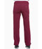 Photograph of Dickies Xtreme Stretch Mid Rise Rib Knit Waistband Pant in D-Wine