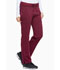 Photograph of Xtreme Stretch Women's Mid Rise Rib Knit Waistband Pant Red DK020-WINZ