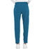 Photograph of Advance Women's Mid Rise Tapered Leg Pull-on Pant Blue DK030P-CAR