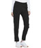 Photograph of Dickies Advance Mid Rise Tapered Leg Pull-on Pant in Black