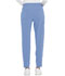 Photograph of Dickies Advance Mid Rise Tapered Leg Pull-on Pant in Ciel Blue