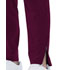Photograph of Dickies Advance Mid Rise Tapered Leg Pull-on Pant in Wine