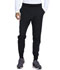 Photograph of Dynamix Men's Men's Natural Rise Jogger Pant Black DK040-BLK