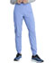 Photograph of Retro Women Mid Rise Jogger Blue DK050-CIE