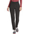 Photograph of Dickies Every Day EDS Essentials Mid Rise Tapered Leg Pull-on Pant in Black