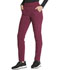 Photograph of Dickies Every Day EDS Essentials Mid Rise Tapered Leg Pull-on Pant in Wine
