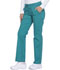 Photograph of Gen Flex Women Low Rise Straight Leg Drawstring Pant Green DK100-DTLZ