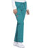 Photograph of Dickies Gen Flex Low Rise Straight Leg Drawstring Pant in Teal