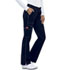 Photograph of Dickies Gen Flex Low Rise Straight Leg Drawstring Pant in D-Navy