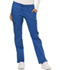 Photograph of Dickies Gen Flex Low Rise Straight Leg Drawstring Pant in Royal