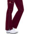 Photograph of Gen Flex Women Low Rise Straight Leg Drawstring Pant Red DK100-WINZ