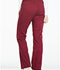 Photograph of Dickies Essence Women's Mid Rise Straight Leg Drawstring Pant Red DK106T-WIN